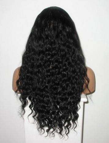 silk top lace wigs curly