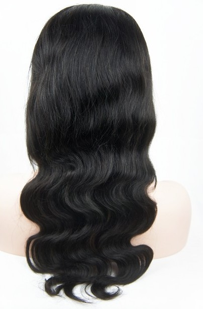 Body wave full lace wigs for black women