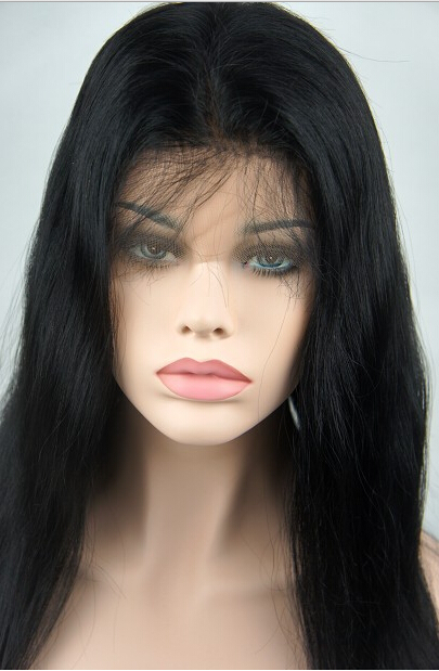 glueless full lace wigs silky front
