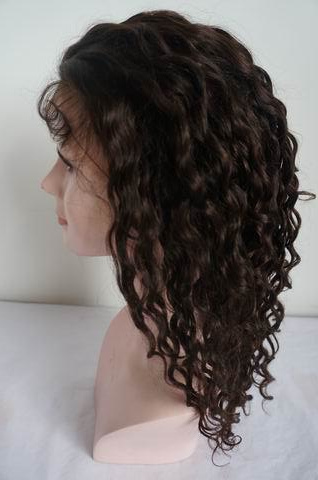 culy full lace wig