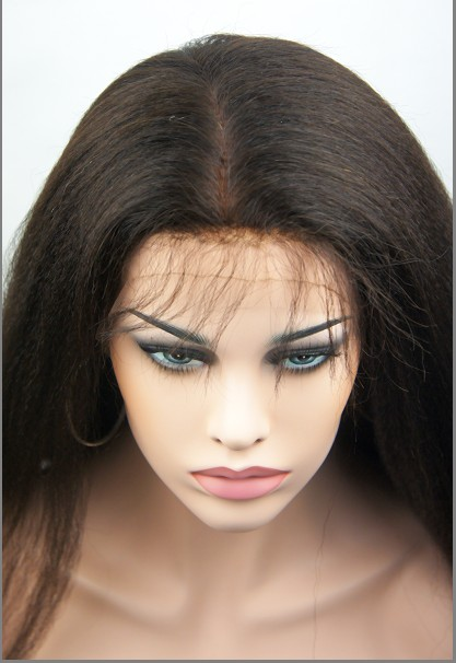 full lace wigs italian yaki straight
