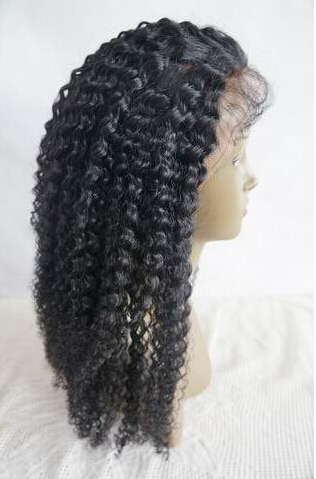 curly full lace wigs