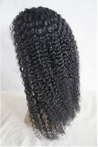 glueless curly