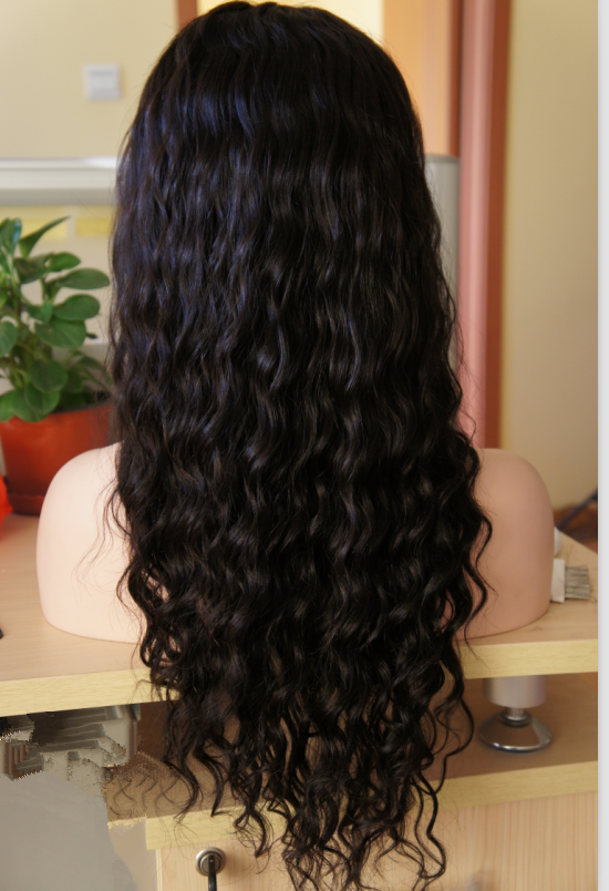 lace front wigs wavy curly