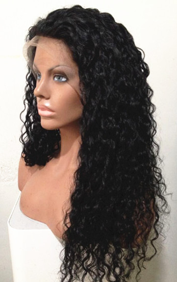 lace front with silk top wigs