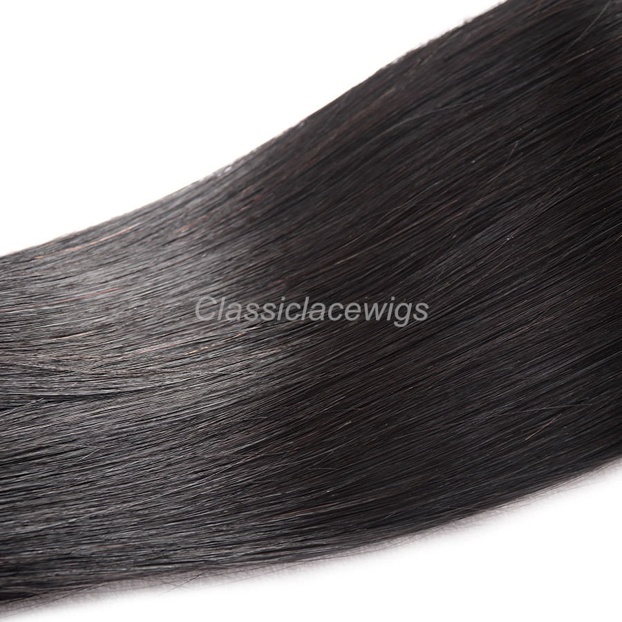 Brazilian Virgin Hair Natural Straight