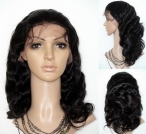 black woman natural hairstyles human hair lace front wigs 18 inch #1b