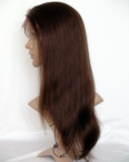 the lace wig store yaki straight human hair 20 inch #4