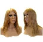 Full remy lace wigs with baby hair silky straight full lace wigs
