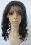 Cheap full lace wig human hair curly indian remy hair