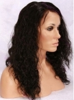 Cheap full lace wigs from china curly indian remy human hair