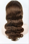 silk top full lace wig hidden knots human hair baby hair