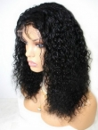 Cheap curly wigs for black women full lace wigs 100% indian remy human hair