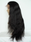 Lace front wigs for african american women remy human hair in stock
