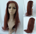 Buy lace wigs from china for african american women silky straight
