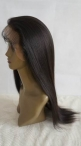 High quality human hair full lace wigs light yaki