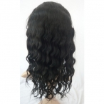 Black hair wigs for women indian remy hair body wave