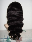 The best human hair half wigs body wave indian remy human hair