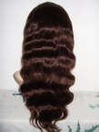Full lace wigs human hair china body wave indian remy hair