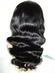 Cheap full lace remy hair wigs body wave lace wigs for women