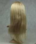 Inexpensive human hair wigs white women full lace wigs silky straight