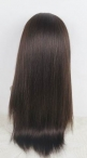 Cheap lace wigs for black women silk top glueless chinese virgin human hair