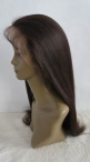 Cheap lace wigs online remy human hair glueless silk top lace wigs