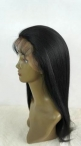 Very cheap wigs with baby hair glueless silk top lace wigs