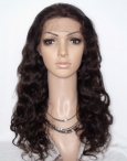 Wigs for yaki body waves glueless wth silk top remy human hair 20 inch #2