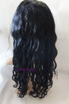 14 mm curly lace front wigs sale indian remy human hair 18inch #1