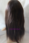 Wigs for black women human hair full lace wigs natural straight 16 inch #2