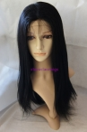 Good cheap human hair silk top full lace wigs yaki