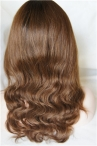 lace front Wigs Body Wave 100% Indian Remy Human Hair Baby Hair
