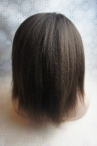 glueless silk top lace wigs Italian yaki straight human hair