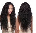 Indian remy hair celebrity deep curly full lace wigs human hair