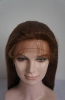 silk top full lace wigs in stock silky straight remy human hair 20 inch #4